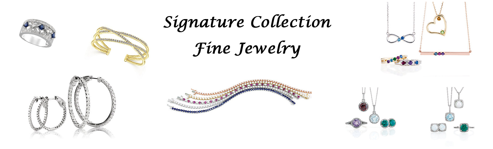 Emerald Lady Jewelry Signature Collection