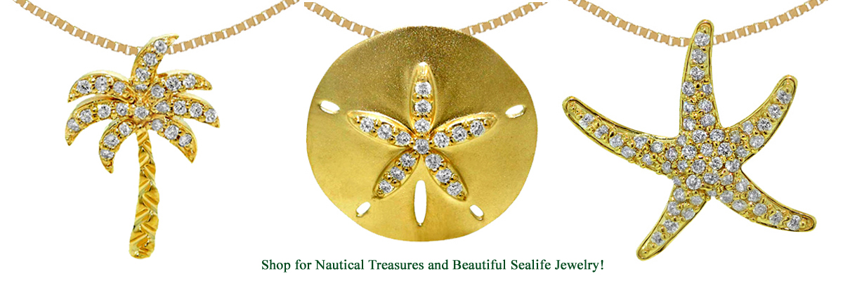 Emerald Lady Jewelry Sealife Jewelry